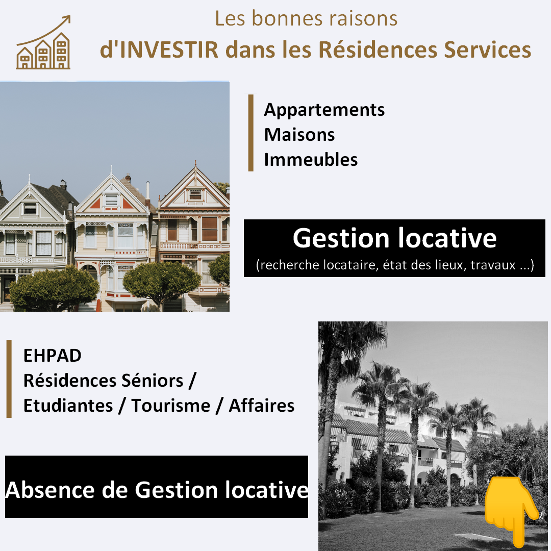 Residence services gestion locative